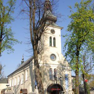 Nawiedzenia NMP (Bielsko-Biała – Hałcnów)
